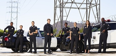 Upfronts 2019 : ABC renouvelle The Rookie